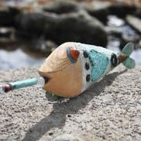 Driftwood Fish | No: 36 by Laurence Henry